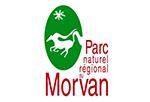 Logo Parc Naturel Régional de Morvan